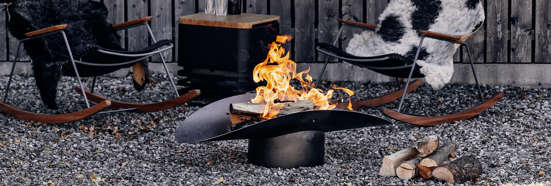 Grills & Feuerschalen