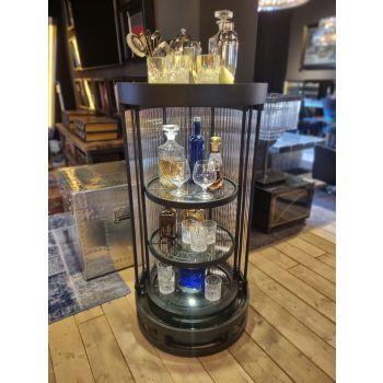 Ausstellungsstück: BIO HAZARD Bar Cabinet