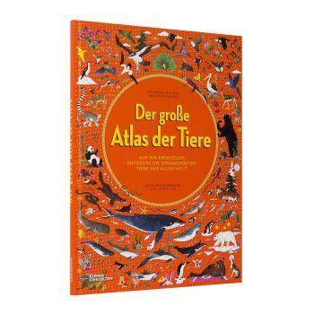 Der Atlas der Tiere