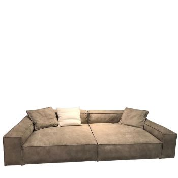 Exclusive by Samland - Modulsofa XL Leder