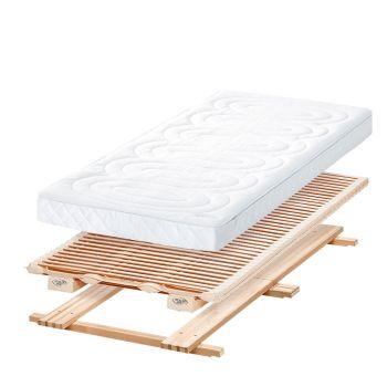 Einzelbett Deluxe mit 10cm Matratze