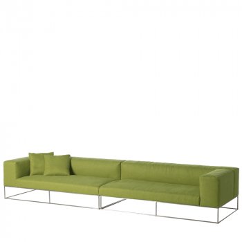 Living Divani Ile Club Sofa