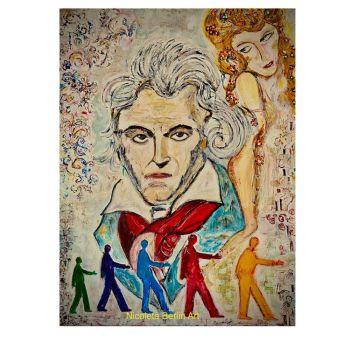 Beethoven (80x60cm)
