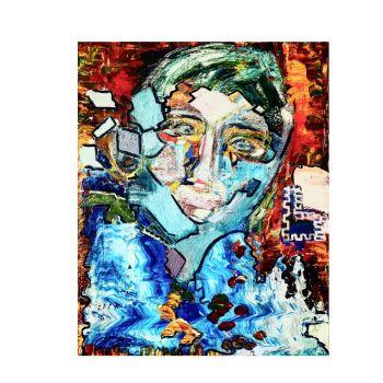Face 2018 (100x80cm)