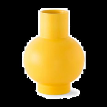 Strøm Vase groß-gelb