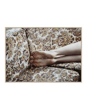 Restless Feet 70x50cm