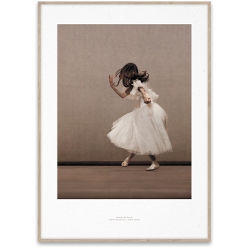 Essence of Ballet 02 50x70cm