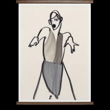 Dancer 03 50x70cm