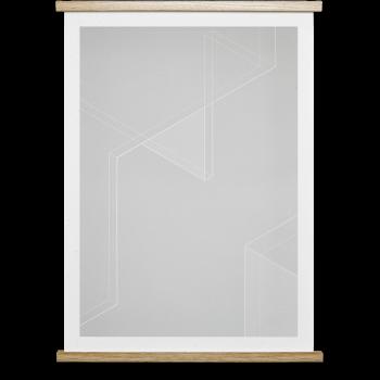 Light projection 02 50x70cm