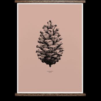1:1 Pine Cone 50x70cm