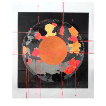 Metamorphose ORANGE25 - limitierte Edition von Bernd Caspar Dietrich
