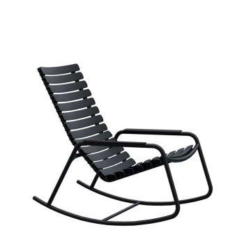 ReCLIPS Rocking Chair mit Alu-Armlehnen