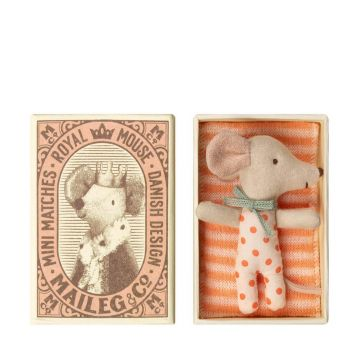 Baby Mouse in Matchbox