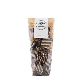 CHOCOLATE TRUFFLES – CARAMEL & CRUNCH