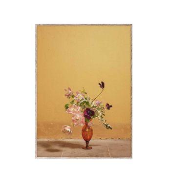 Blomst 02 - Ochra