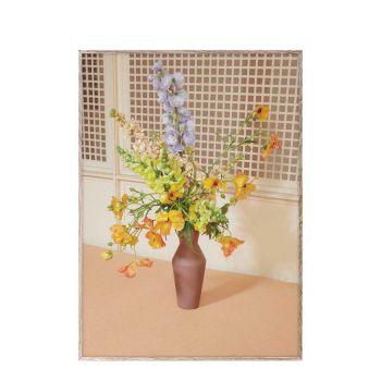 Blomst 06 - Beige