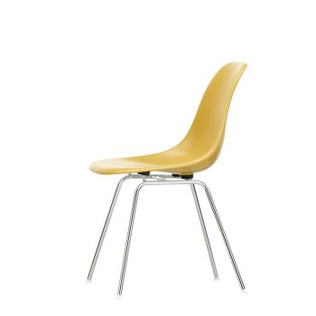 Eames Fiberglass Sidechair DSX