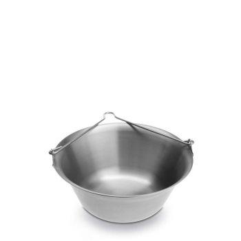 Edelstahl Suppenkessel 12 Liter