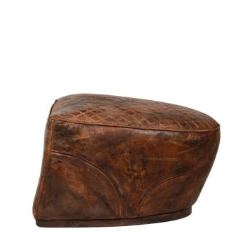 SADDLE Footstool