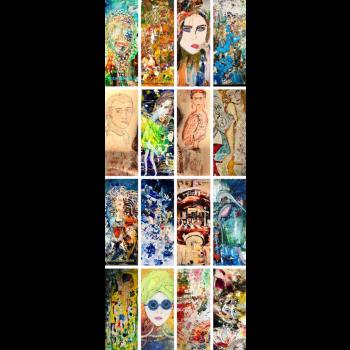 Nicoleta Vorhang 1 2020 (350x140cm)