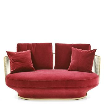 Paradise Bird Sofa